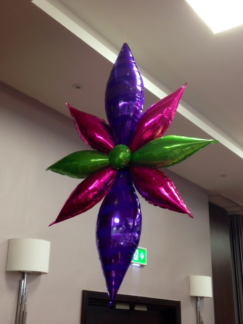My finishing touch balloon artist and event decorations for 7 star balloon decoration